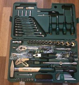 Универсальный набор инструментов Sata 09403