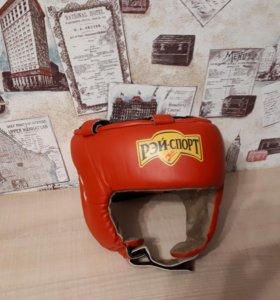 Шлем фирмы Рэй-спорт