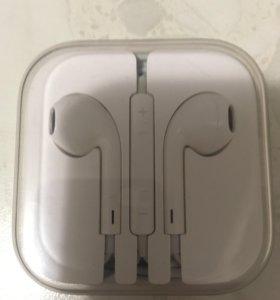 Наушники EarPods в отличном состоянии