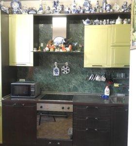 Кухонный гарнитур б/у лдсп/мдф/эмаль