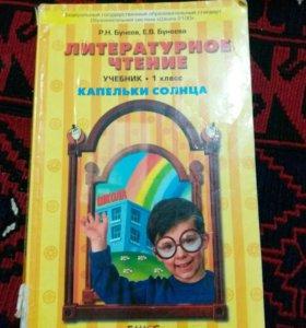 Литература. Окружающий мир 1 класс