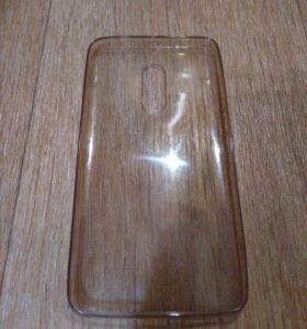 Бампер силиконовый для Xiaomi Redmi Note 4X новый