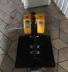 Пресс для термотрансферной печати