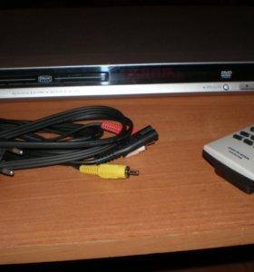 Dvd проигрыватель panasonic DVD-S295