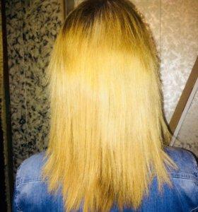 Ламинирование волос на дому(возможен выезд на дом)