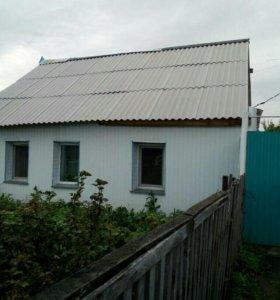 Дом, 37.5 м²