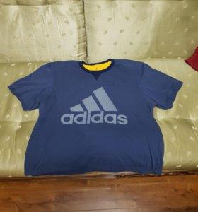 Футболка мужская Adidas оригинал 50-52