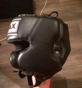 Тренировочный боксерский шлем