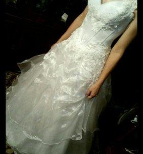 Свадебное платье molodmod