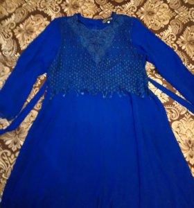 Шикарное платье! Размер 52-54