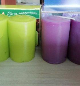 Набор из 2х ароматизированных свечей