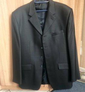 Новый пиджак р.52