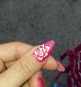 Наращивание ногтей(тогучин)