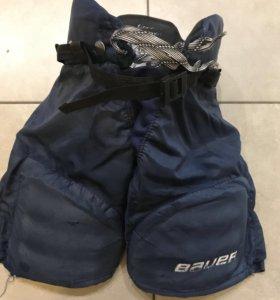 Хоккейные шорты Bauer на ребёнка 4-8 лет