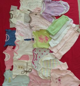 Пакет вещей для новорожденного +5