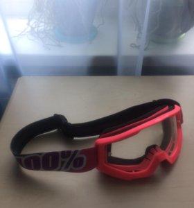 Мото очки 100% STRATA