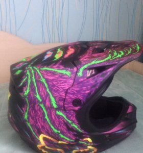 Мото шлем FOX