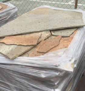 Природный камень песчаник (пластушка) от 1 м2