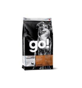 Корм Go для собак со свеж олениной для чувств. пищ