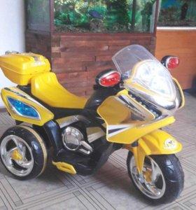 Мотоцикл в отличном состоянии.