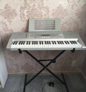 Электронный синтезатор Casio CTK-810 с подставкой