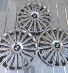 Колпаки на BMW r15 2шт.+1шт в подарок