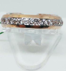 Обручальные кольцо с Бриллиантами