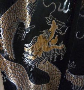 Мужской халат китай