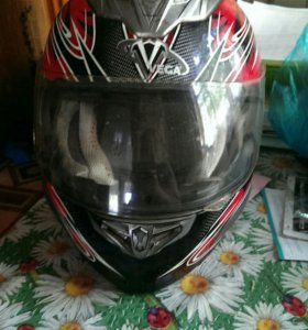 Шлем Вега с блютуз