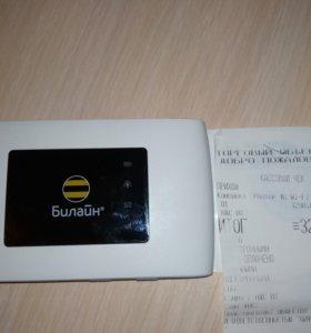 Высокоскоростной 4G/wi-fi-роутер для доступа в инт