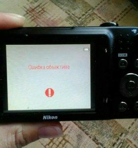 Продам фотоаппарат никон