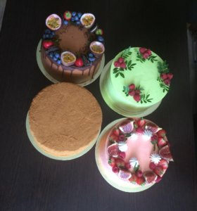 Тортики!