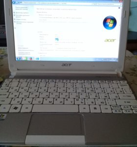 Нетбук Acer Aspire One (Windows 7), жд - 215 ГБ
