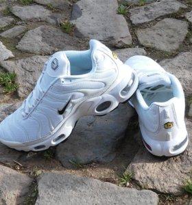 Nike Air Max Plus Tn кроссовки 0 белые