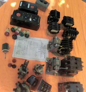 Электромагнитные пускатели новые качественные СССР