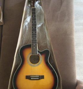 Гитара полуакустическая Jim-4020
