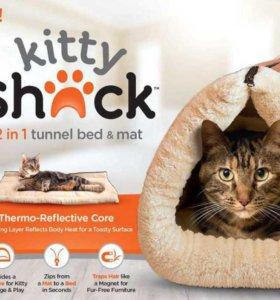 Домик-лежанка для кошек