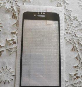 Чехлы и стекло на айфон 6