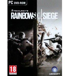 Rainbow six siege диск для ПК