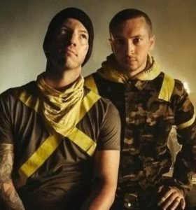 Twenty ONE pilots THE bandito tour