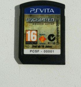 Игра для PS Vita Uncharted