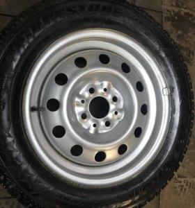 Продам  колёса r14