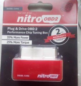 nitro OBD2 для дизельных автомобилей