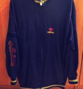 Adidas олимпийка мастерка натурка винтаж 80-е годы