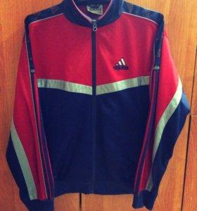 Adidas олимпийка мастерка натурка винтаж 90-е годы