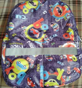 Детский рюкзак ручной работы