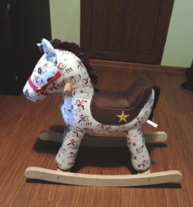 Качалка-лошадь (Mathercare)