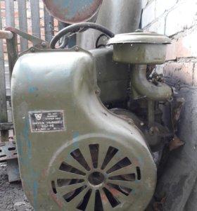 Бензиновый двигатель ДУ2-М1