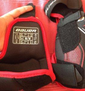Хоккейные налокотники Bauer Vapor x700 sr