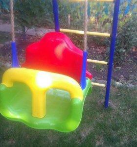 Качели детские подвесные новые (Италия)
